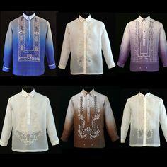 Elegant Barong Suits, Dresses and quality clothing - Barongs R us Barong Tagalog, Wedding Themes, Wedding Ideas, Filipino Wedding, Filipiniana Dress, Event Organiser, Line Shopping, Entourage, Bridal Lace