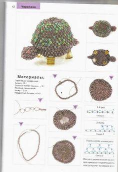 beaded tortoise-1