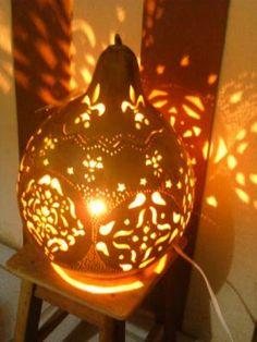 abajour cabaça luminaria cabaça porongo gourd,fiação eletrica vazado à mão