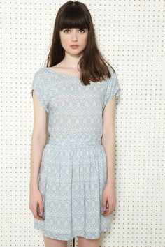 Sessun Holbox Tie-Back Button Dress at Urban Outfitters