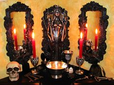 Hekate Altar (Revamped)