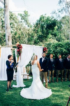 Real Wedding at Babalou Kingscliff featured on Casuarina Weddings blog! #outdoorwedding