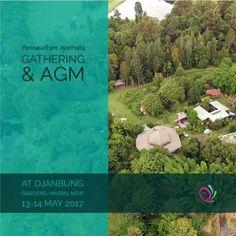 PA Gathering & AGM — 13-15 May 2017 — come and join us