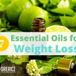 7 Essential Oils for Weight Loss