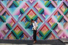Yunjung in Miami ♡♡♡ #sageetcie #clutch #miami #shopsmall #madeinusa