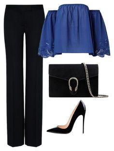 """""""Outfit #654"""" by naleland on Polyvore featuring moda, STELLA McCARTNEY i Gucci"""