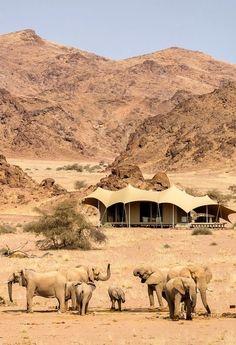 Hoanib Skeleton Coast Camp - Skeleton Coast, Namibia yoga scenery - http://amzn.to/2iaVqk0