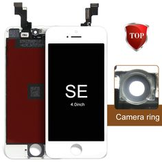 alibaba china All Tested OEM For iPhone SE LCD Compatible Display with Glass Touch Screen Digitizer Repair Assembly