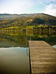 Autumn Color Stubenbergsee, Austria...oohhh so excited for our trip here next year!!