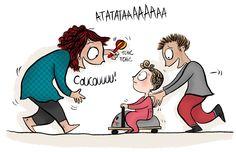 Illustration Crayon d'Humeur www.crayondhumeur.com