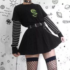7 Tips For Girls Who Want to Pull-Off Cute Punk Outfits 7 Tips For . - 7 Tips For Girls Who Want to Pull-Off Cute Punk Outfits 7 Tips For Girls Who Want to Pull-Off Cute Punk Outfits – Source by - Grunge Look, Mode Grunge, Grunge Girl, Grunge Style, Girl Outfits Tumblr, Mode Outfits, Fashion Outfits, Goth Girl Outfits, Fashion Trends