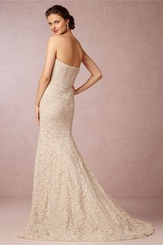Adelaide Gown in Bride Wedding Dresses at BHLDN