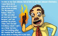 Ants-in-my-eyes Johnson