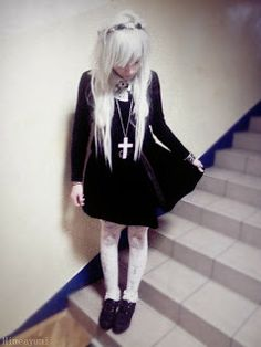 ✞♡Himeayumi Versailles♡✞: Pastel Goth Outfit