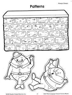 Az egyik legismertebb angol mondóka a Humpty Dumpty. A következő képek…