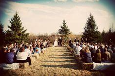 Minnesota DIY Farm Wedding - Rustic Wedding Chic