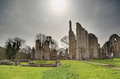 The ruins of Finchale Abbey rang with the unfamiliar tones of the St Godric's song, which was performed during Durham's St Cuthbert Festival St Johns College, Durham Cathedral, St Cuthbert, Old Song, The Monks, Original Music, Pilgrimage, Year Old, Wander