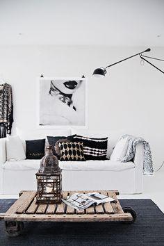 Helt Enkelt interior
