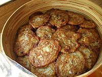 "Ukrainian potatoe pancakes: #Ukraine Travel Guide: Food, Drinks, #Restaurants, Local ""Must Eat"", Tipping, Food Safety... see http://www.goukraineexpat.info/fooddrinking"