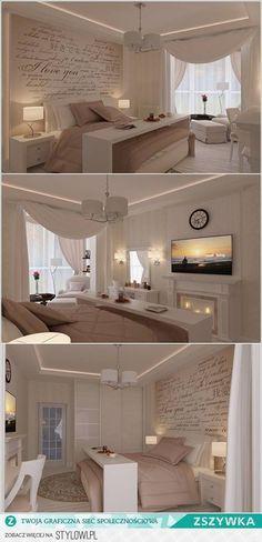 piękna sypialnia na Stylowi.pl