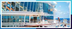 Allure of the Seas- looks like a gorgeous ship! We might need to try a cruise...