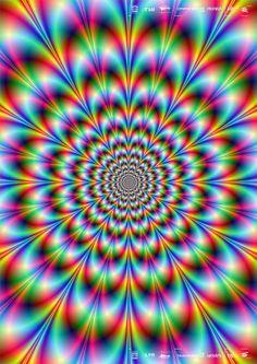 B3 Moving Image Biennial - www.b3biennale.de #opticalillusion #kaleidoscope