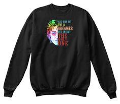 9d684542 11 Best John Lennon dreamer T-shirt images in 2017 | John lennon ...