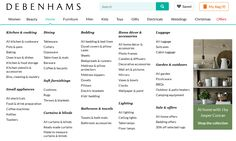 Shop anything from HOME category at Debenhams and use code YY37 to get 10% off.