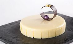 WHITE CHOCOLATE ENTREMET...... | Flickr - Photo Sharing!