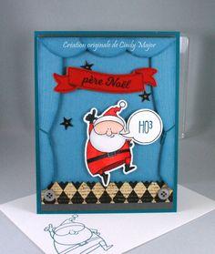 Encre, papier, ciseaux: Featuring Santa Claus