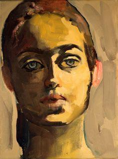 :: self portrait by jemima kirk (of 'GIRLS' fame)