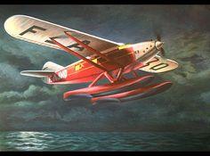 Le Comte de laVaulx, célèbre avion de Jean Mermoz, baptisé en hommage au président de la Fédération aéronautique internationale (FAI) qui venait de disparaître tragiquement dans un accident d'avion.