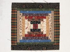 Heartspun Quilts ~ Pam Buda: Pocket Patchwork ~ Orphans & Scraps ~ Part Four