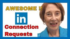 Awesome LinkedIn Connection Requests 2018 - More Leads, Networking. Send awesome LinkedIn connection requests that get accepted! Get more leads. Do LinkedIn networking strategically. Linkedin Network, Business Profile, Call To Action, Lead Generation, Connection, Social Media, Led, Learning, Relationships