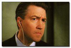 """""""Please...speak up!""""  Gordon Cole/David Lynch in Twin Peaks"""