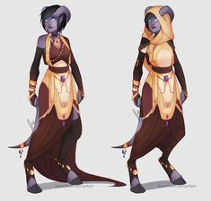 Illustration by: on DeviantArt Fantasy Character Design, Character Creation, Character Design Inspiration, Character Concept, Character Art, Character Ideas, Dungeons And Dragons Characters, Dnd Characters, Fantasy Characters