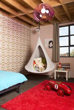 Zelt, Hängematte Oder Möbelstück Fürs Wohnzimmer? Es Ist Nicht Leicht Zu  Beschreiben, Was