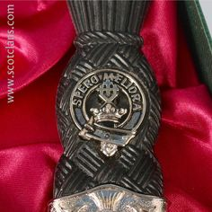 Moffat Clan Crest Sg
