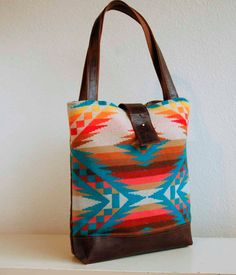 c191a4e6402d Native Design Accessories · Ann Shoulder Bag in Beautiful Wool and Leather  by appetite on Etsy