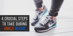 Ankle injuries are all too common in athletics and being too aggressive or too conservative in the healing process can create poor ligament integrity. Heed these 4 steps while recovering from an ankle injury to assist in a successful recovery.