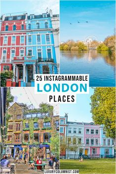 25 Instagrammable Places in London | Instagrammable London Photo Spots | Scenic London places including Big Ben, the Houses of Parliament, Peggy Porschen | #Instagrammable | #London | #UK | #TravelTips | #TravelDestinations Travel Photos, Travel Tips, Travel Destinations, Holiday Destinations, Travel Guides, Thailand Travel, Bangkok Thailand, Hawaii Travel, France Travel