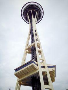 Space Nettle in Seattle, Washington.