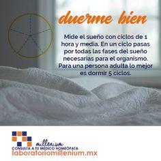 Si respetas los horarios de sueño para mejorar tu salud.