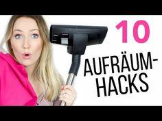 10 AUFRÄUM - HACKS, DIE DEIN LEBEN EINFACHER MACHEN - TheBeauty2go - YouTube