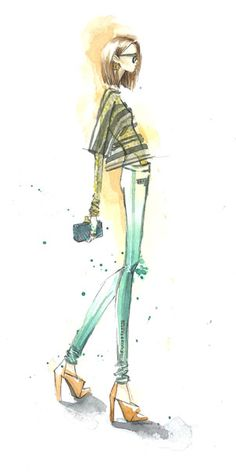Fashion Week Preview: 122 Designers Share Their Spring 2013 Inspirations - The Cut- kelly wearstler