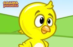 Pollito Amarillito - DVD Gallina Pintadita 1 - OFICIAL - videos para beb...