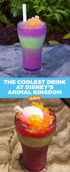 Disney World's Newest Drink Has Instagram Freaking Out - Delish.com