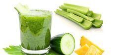 2. Jugo Verde Para la Digestión: 1 taza de piña picada 1 taza de Kale ½ pepino 2 tallos de apio Jugo de 2 naranjas Licuas todos los ingredientes juntos y bebes el jugo al instante