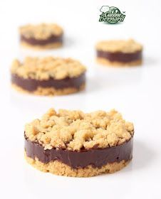 La Cuisine de Bernard : Tartelettes Extra-Croustillantes au Chocolat Épicé