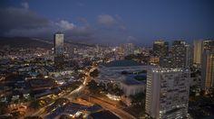 https://flic.kr/p/rGxak6 | Honolulu Skyline